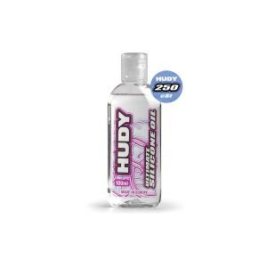 HUDY 106326 - HUDY ULTIMATE Silicon Öl 250 cSt - 100ML