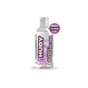 HUDY 106351 - HUDY ULTIMATE Silicon Öl 500 cSt - 100ML