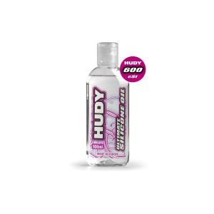 HUDY 106361 - HUDY ULTIMATE Silicon Öl 600 cSt - 100ML