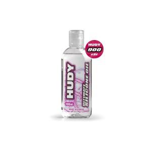 HUDY 106391 - HUDY ULTIMATE Silicon Öl 900 cSt - 100ML