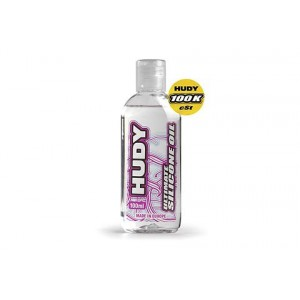 HUDY 106611 - HUDY ULTIMATE Silicon Öl 100.000 cSt - 100ML