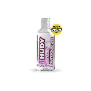 HUDY 106621 - HUDY ULTIMATE Silicon Öl 200.000 cSt - 100ML