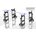 HUDY - Exclusive Alu Setup System 1:10 Offroad