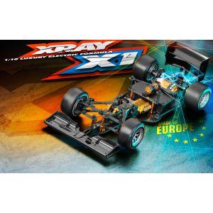 X-Ray X1 - 2017 1:10 Formel 1 Baukasten