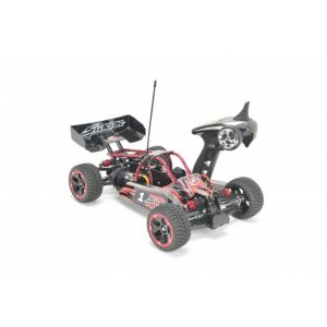 SWORKz Fox4x4 1/10 Elektro Brushless Fun Buggy RTR (rot)