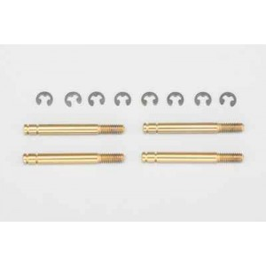 Titanium Coated Shock Shaft (4pcs)
