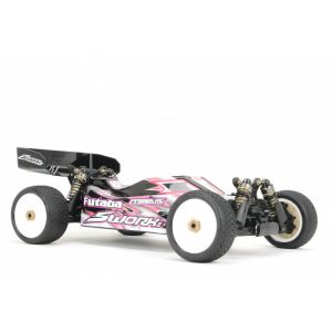 SWORKz S14-2 1/10 Off-Road Racing Buggy PRO Kit