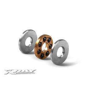 XRAY 930238 - Drucklager - Keramik - 3x8x3.5mm