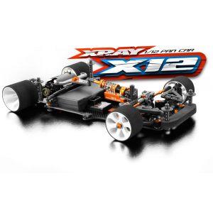 XRAY 370007 - X12 2018 - EU Edition - 1/12 PanCar Baukasten