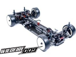 WildFire D09 1:10 Touring Car Kit. 429€